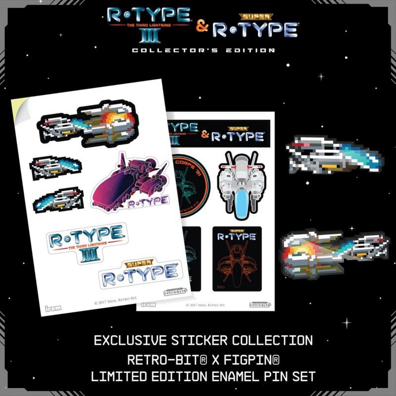 Box R-Type 3 Boite SNES