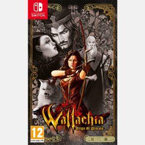 Cover Wallachia: Reign of Dracula Nintendo Switch EUR