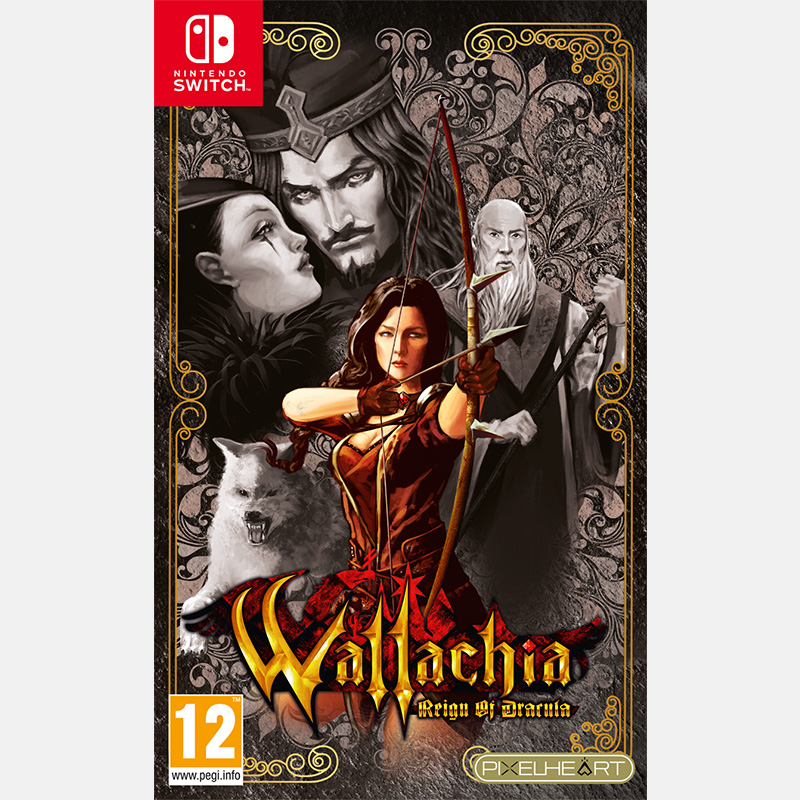 Cover Wallachia: Reign of Dracula Nintendo Switch EUR